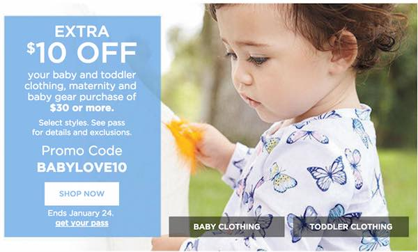 Kohl's Baby Clothes