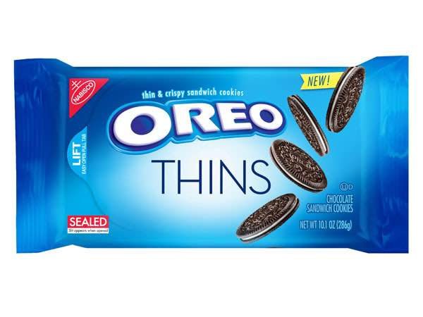 Oreo Thins Printable Coupon