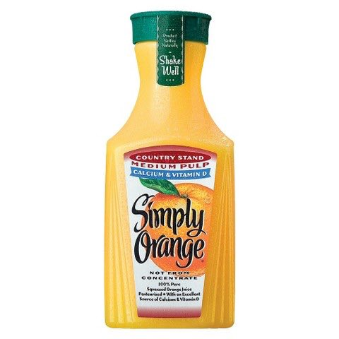 Simply Orange Juice Printable Coupon