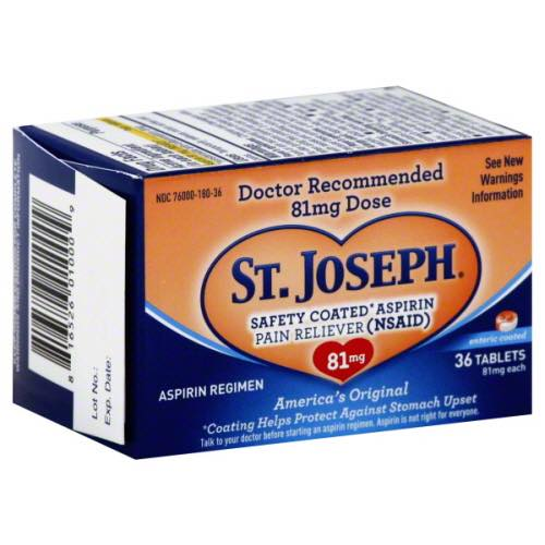St Joesph Printable Coupon