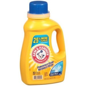 Arm & Hammer 2x Liquid Detergent Printable Coupon