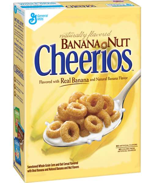 Banana Nut Cheerios Printable Coupon