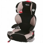 Graco Affix Youth Booster Seat with Latch System in Pierce