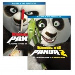 Kung Fu Panda and Kung Fu Panda 2 Ultimate Edition Of Awesomeness
