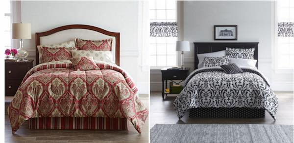 JC Penney: Home Expressions Complete Bedding Set with ...