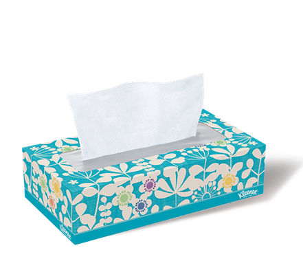 Facial tissue packs