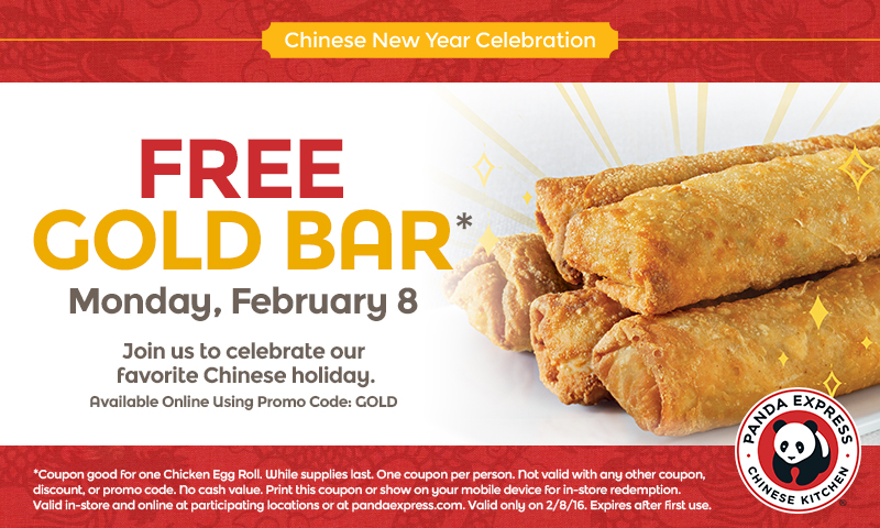photo regarding Panda Express Printable Coupons named Panda Specific