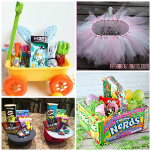 why haven t i thought of this unique easter basket ideas