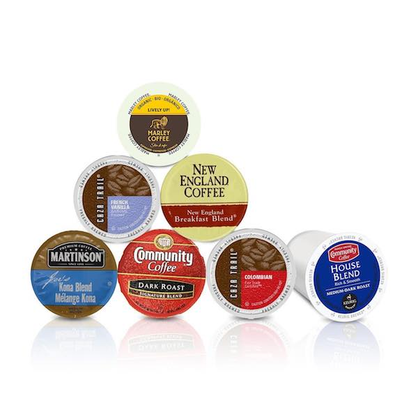 Limited Time: FREE K-Cup Sample pack On Amazon!