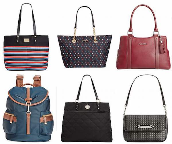 Check Out This Deal At Macy S Get Select Designer Handbags Starting 49 99 Bags By Michael Kors Calvin Klein Tommy Hilfiger And More
