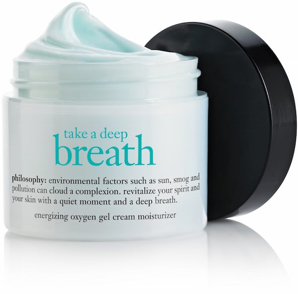 Philosophy Take A Deep Breath Gel Cream!