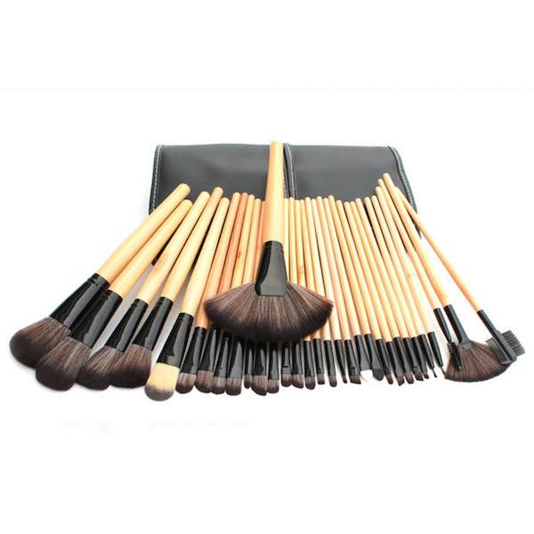 Pro Make-up brush set