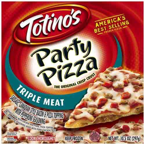 Totino's Party Pizza Printable Coupon