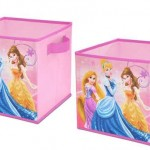 Disney Princess Storage Cubes