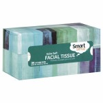 FREE Smart Sense Facial Tissue 2-ply 80-tissues