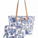 Giani Bernini Floral 2-in-1 Large Tote Set