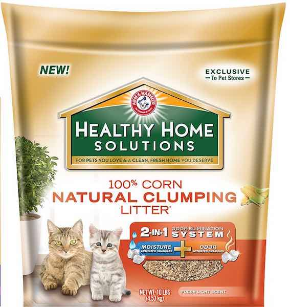 Arm & Hammer Healthy Home cat litter