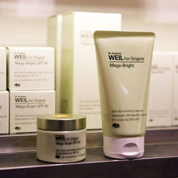 FREE Sample of Dr. Andrew Weil for Origins Mega-Bright Cleanser & Moisturizer!