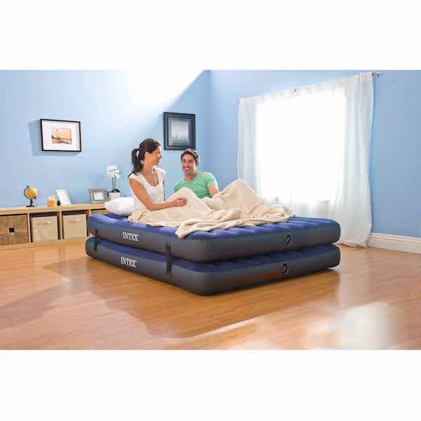 Intex Queen 2 In 1 Guest Airbed Only 24 99
