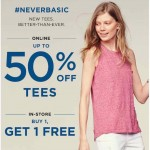 Old Navy Tees And Tanks
