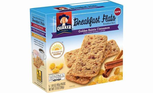 Product Features Heart Healthy Whole Grains - Quaker Oats are % Whole Grains.