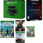 Xbox One 5 Game Bundle