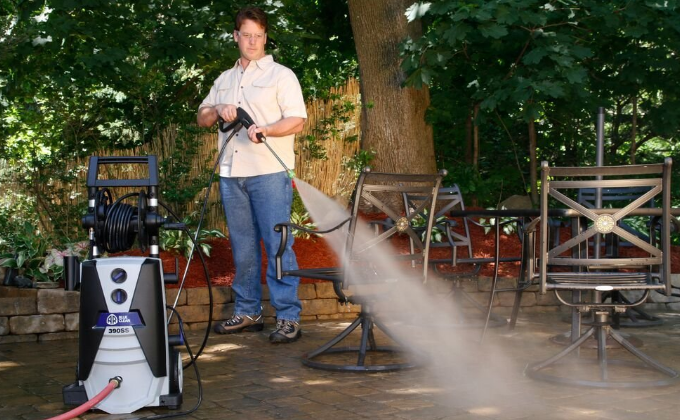 Electric Pressure Washer with Spray Gun, Wand, u0026 More Only $159.99 (Reg $230) Shipped!