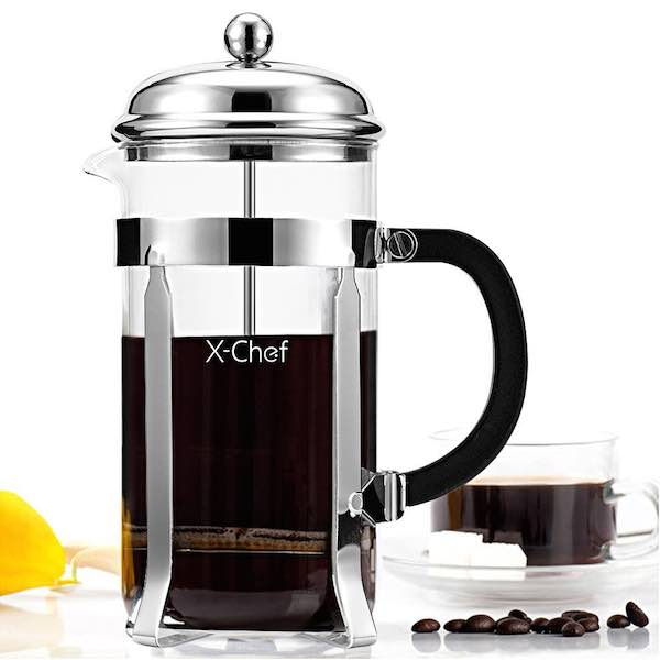 how to make a good cup of coffee french press