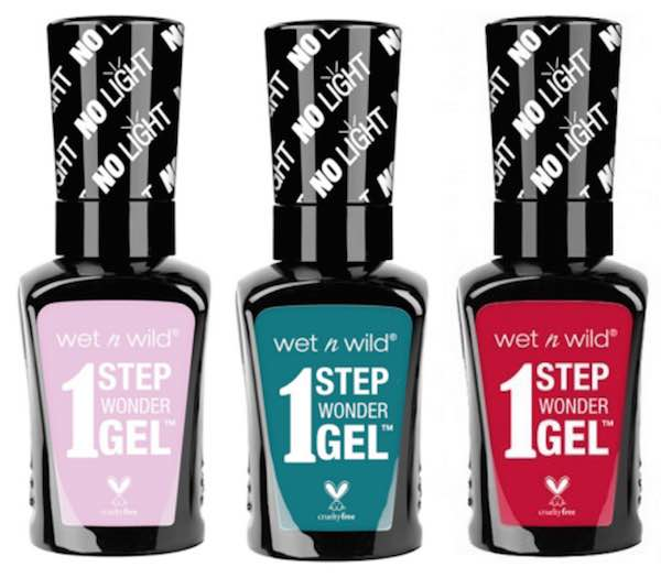 Wet n Wild 1-Step Wonder Gel Nail Color