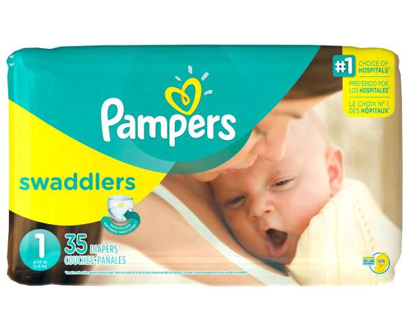 Pampers samples and coupons