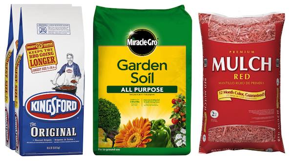 Lowe S Labor Day Sale Charcoal From 4 94 Mulch Only 2 00 More