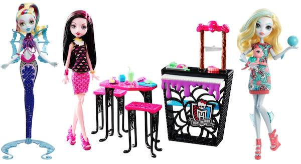 Monster High Toys : Monster high dolls archives mojosavings