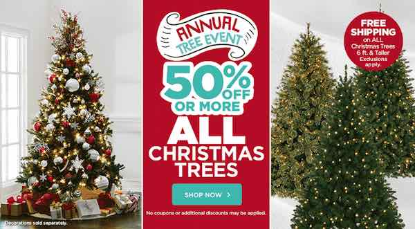do you need a new christmas tree this year if you stay away from live ones michaels of offering 50 off or more on all christmas trees - Christmas Tree Michaels
