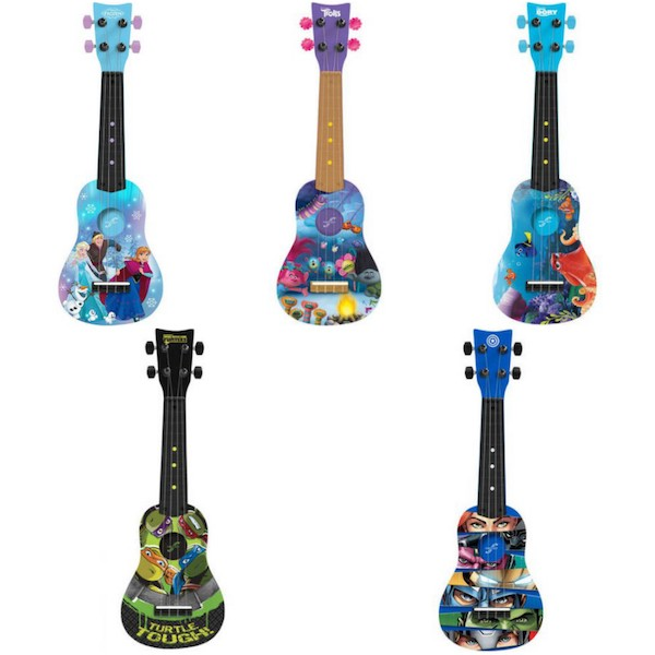 first-act-ukuleles