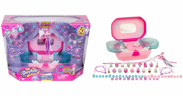 shopkins jewelry box collection target get this shopkins jewelry box collection only 14 5360