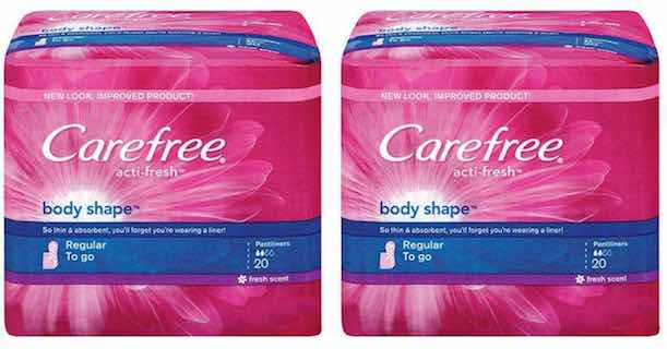 Carefree Liners