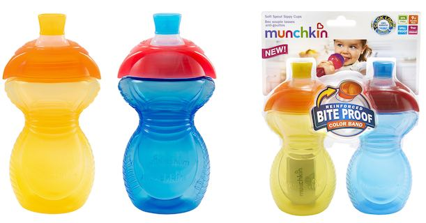 Munchin Sippy Cups