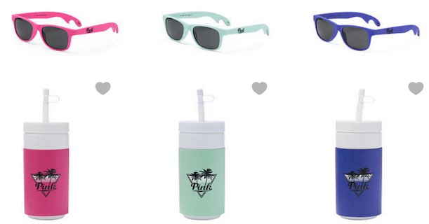 8f7f3b7ca9 Victoria s Secret! FREE 32oz PINK Water Bottle AND Bottle Opener Sunglasses  + FREE Shipping On Any Bra!