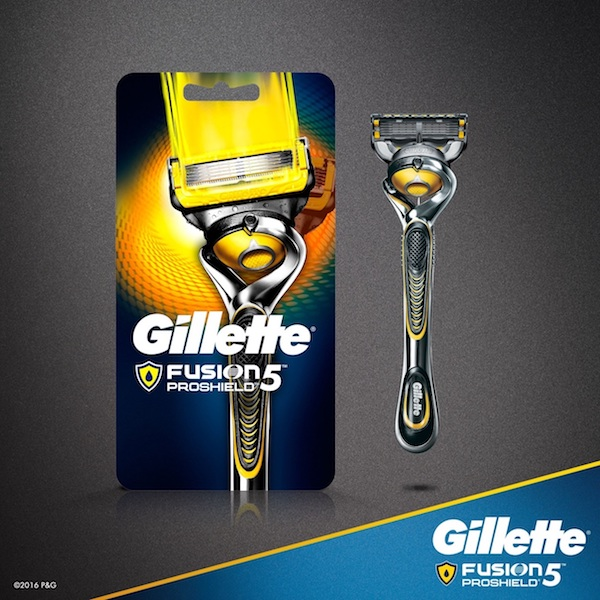 Gillette Fusion ProShield Razors