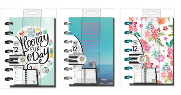 Create 365 Mini Happy Planner