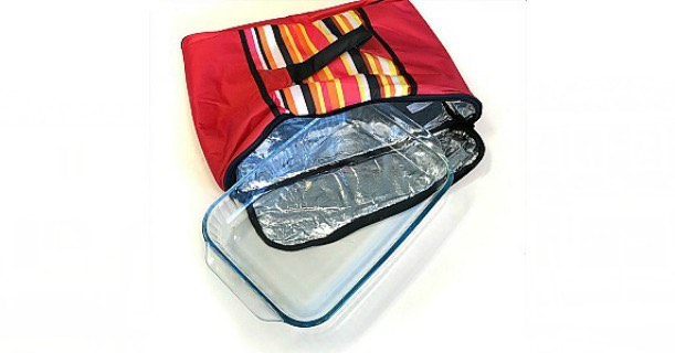 Insulated Casserole Dish Tote
