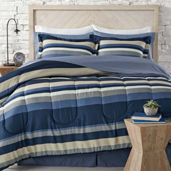bedding sets starting at just shipped at macy s. Black Bedroom Furniture Sets. Home Design Ideas