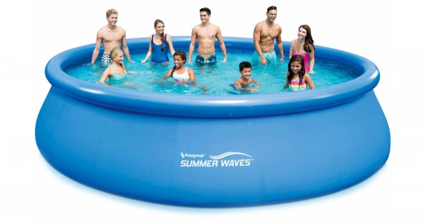Lowest Price! Summer Waves 18′ x 48″ Above Ground Swimming ...