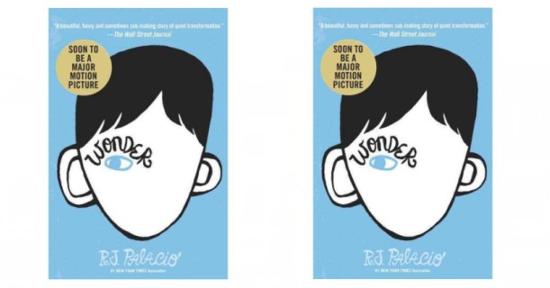 New wonder by rj palacio just 399 at walmart normally 1699 get wonder by rj palacio for just 399 at walmart normally 1699 you can also get it on amazon for the same price fandeluxe Choice Image