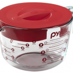 Pyrex Prepware 8-Cup Glass Measuring Cup with Lid Only $12.18 Shipped!