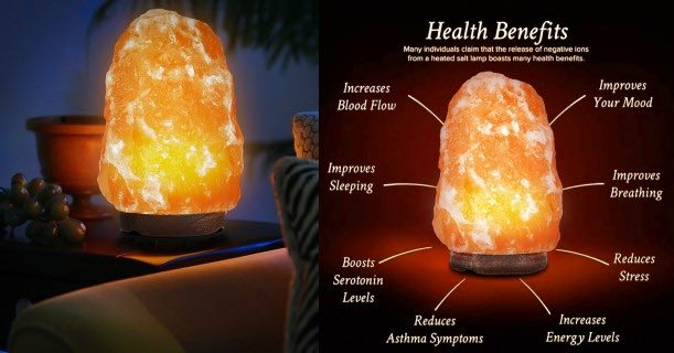 Salt Lamps Kmart : Natural Hand Carved Himalayan Rock Salt Lamp ONLY USD 16.99!