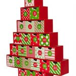 Simply Baked Red & Green Treasure Box Advent Calendar Only $18.99 Shipped!
