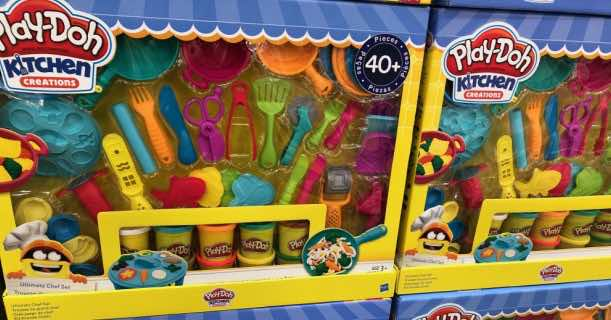Hot Play Doh Kitchen Creations Set Just 19 99 Shipped