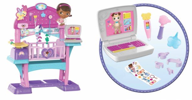 Do You Have A Doc Mcstuffins Fan At Home