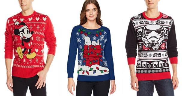 7ced6db47e7 WOAH! 40% Off Ugly Christmas Sweaters Today Only!